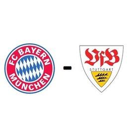 Bayern Munich - VFB Stuttgart Package
