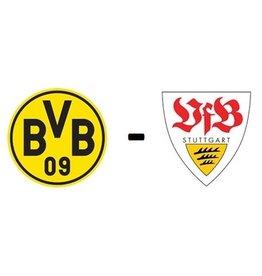 Borussia Dortmund - VFB Stuttgart Reisegepäck