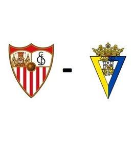 Sevilla - Cadiz CF