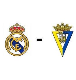 Real Madrid - Cadiz CF Arrangement