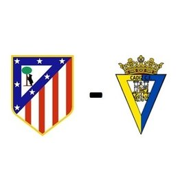 Atletico Madrid - Cadiz CF Arrangement