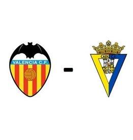 Valencia - Cadiz CF Arrangement