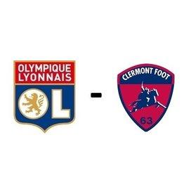 Olympique Lyon - Clermont
