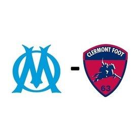 Olympique Marseille - Clermont