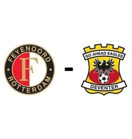 Feyenoord - Go Ahead Eagles