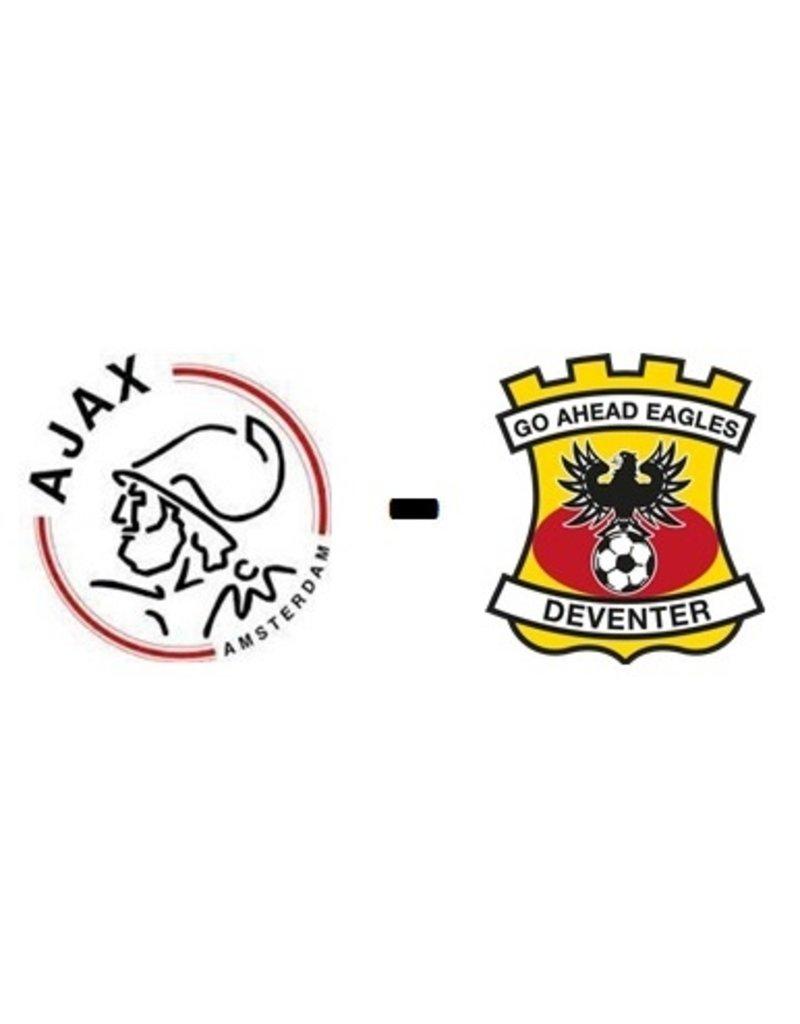 AFC Ajax - Go Ahead Eagles 6 november 2021
