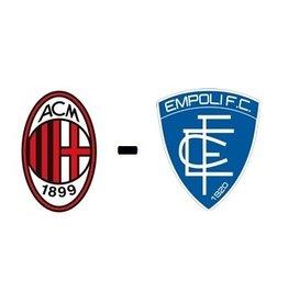 AC Mailand - Empoli