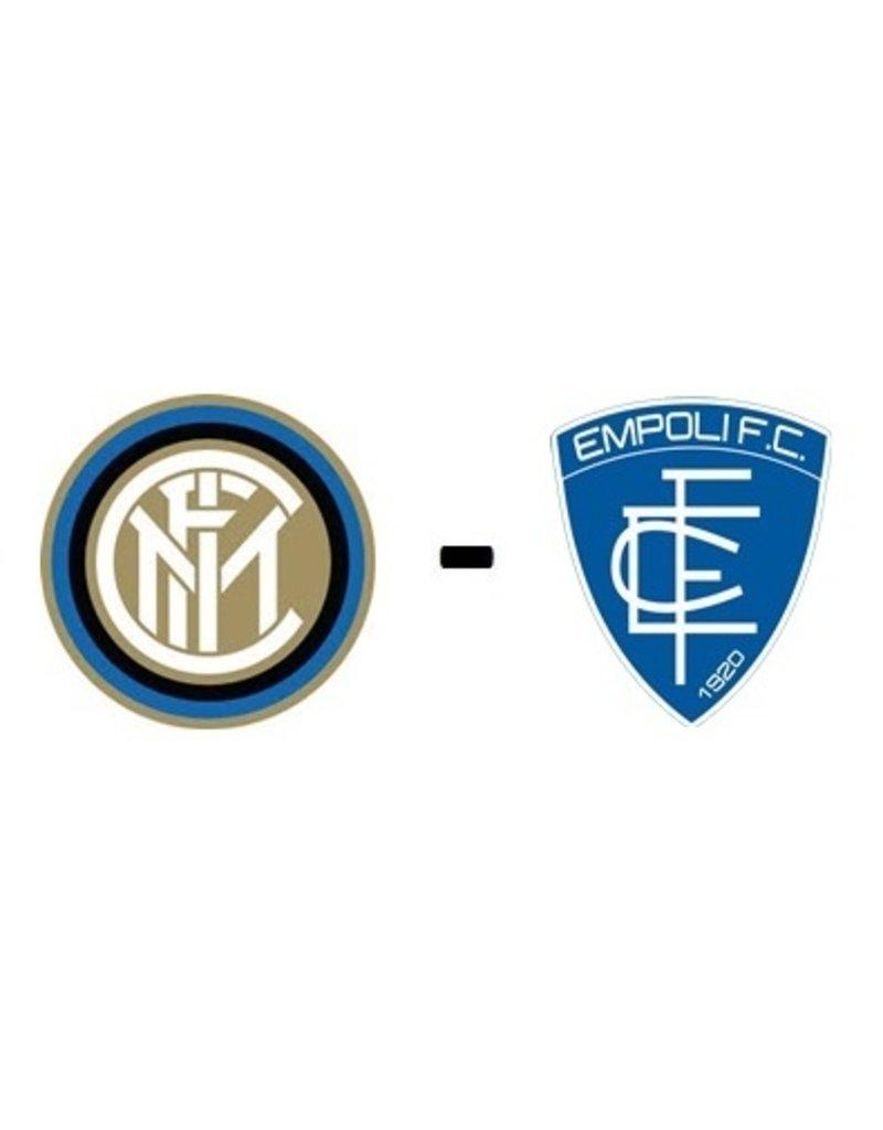 Inter - Empoli 8 mei 2022