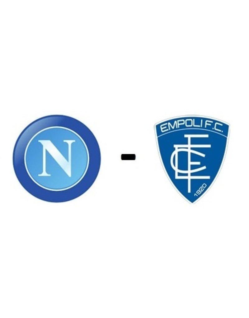 Napoli - Empoli 12 december 2021