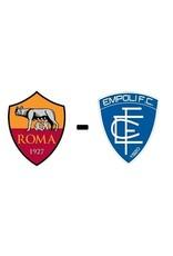 AS Roma - Empoli 3 oktober 2021