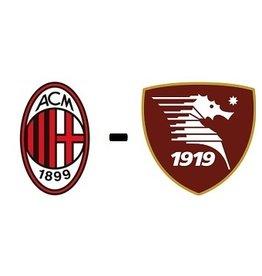 AC Mailand - Salernitana