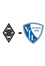 Borussia Monchengladbach - VFL Bochum 30 oktober 2021