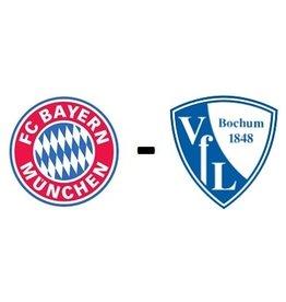 Bayern Munchen - VFL Bochum Arrangement