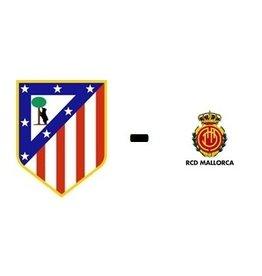 Atletico Madrid - Real Mallorca