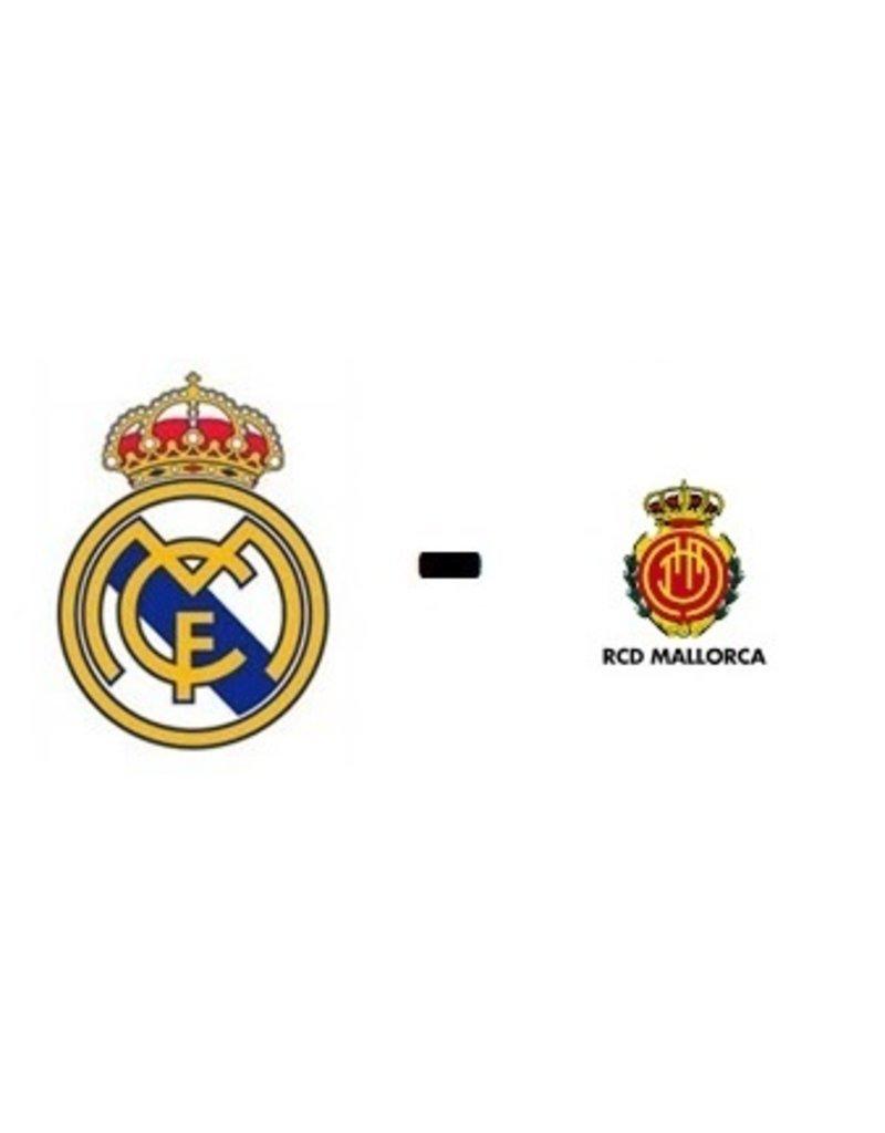 Real Madrid - Real Mallorca 22 september 2021