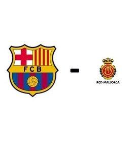 FC Barcelona - Real Mallorca Reisegepäck