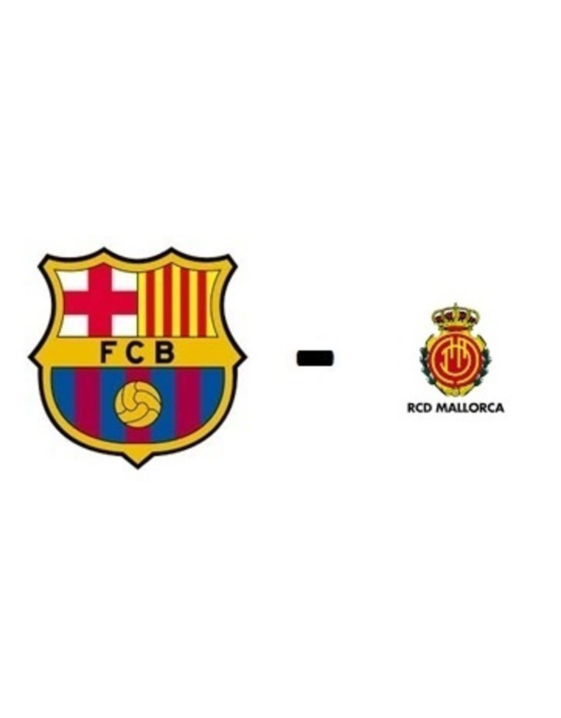 FC Barcelona - Real Mallorca Arrangement 1 mei 2022
