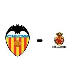 Valencia - Real Mallorca Arrangement