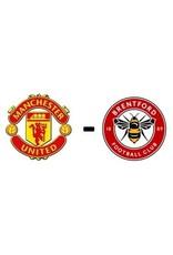Manchester United - Brentford FC 30 april 2022