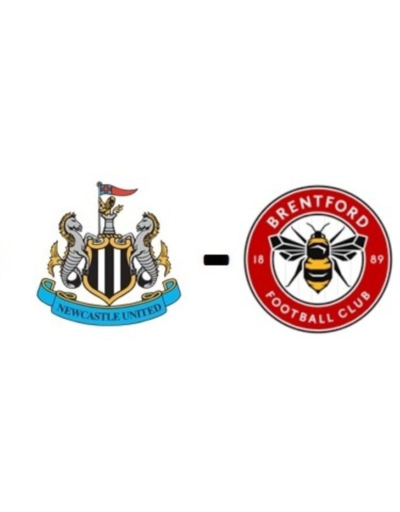 Newcastle United - Brentford City 20 november 2021