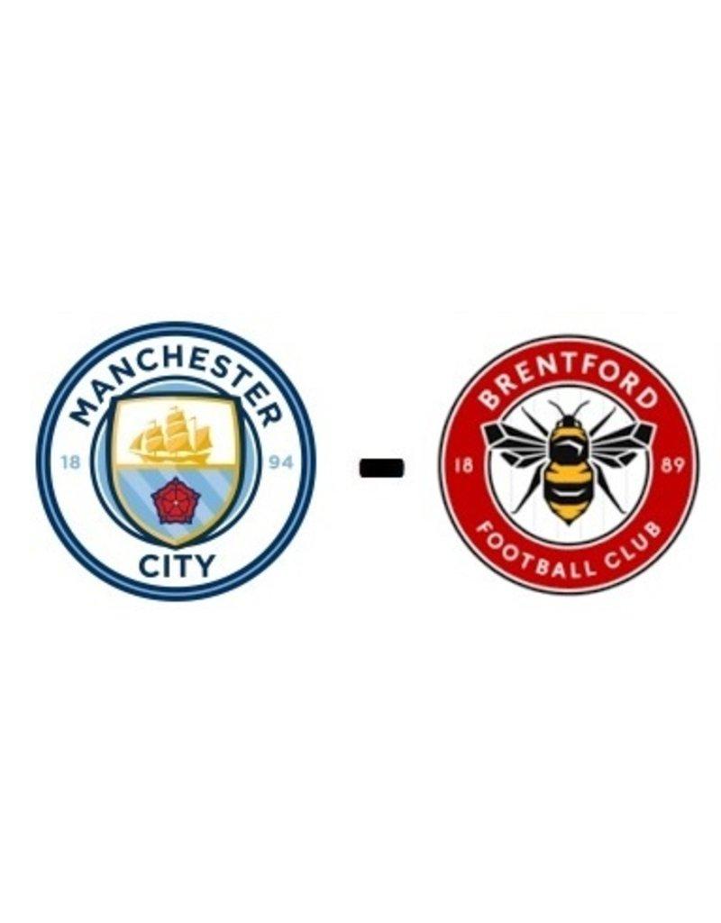 Manchester City - Brentford FC Arrangement 9 februari 2022