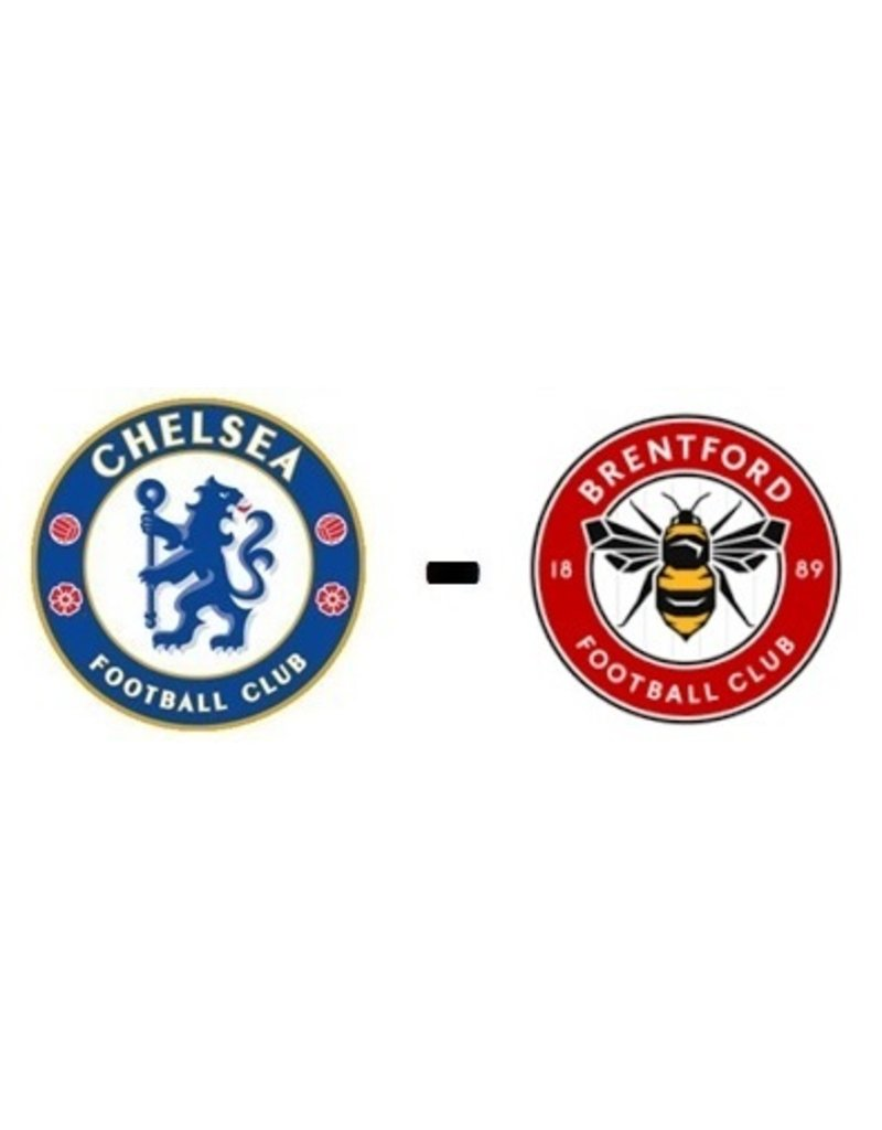 Chelsea - Brentford FC Arrangement 2 april 2022