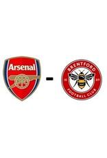 Arsenal - Brentford FC Arrangement 19 februari 2022