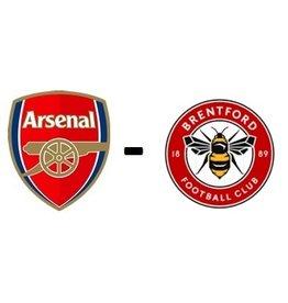 Arsenal - Brentford FC Reisegepäck