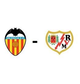 Valencia - Rayo Vallecano Package