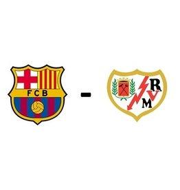 FC Barcelona - Rayo Vallecano Arrangement