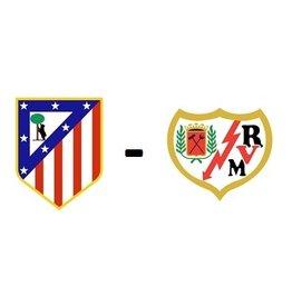 Atletico Madrid - Rayo Vallecano Arrangement