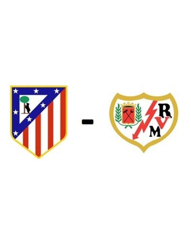 Atletico Madrid - Rayo Vallecano 2. Januar 2022