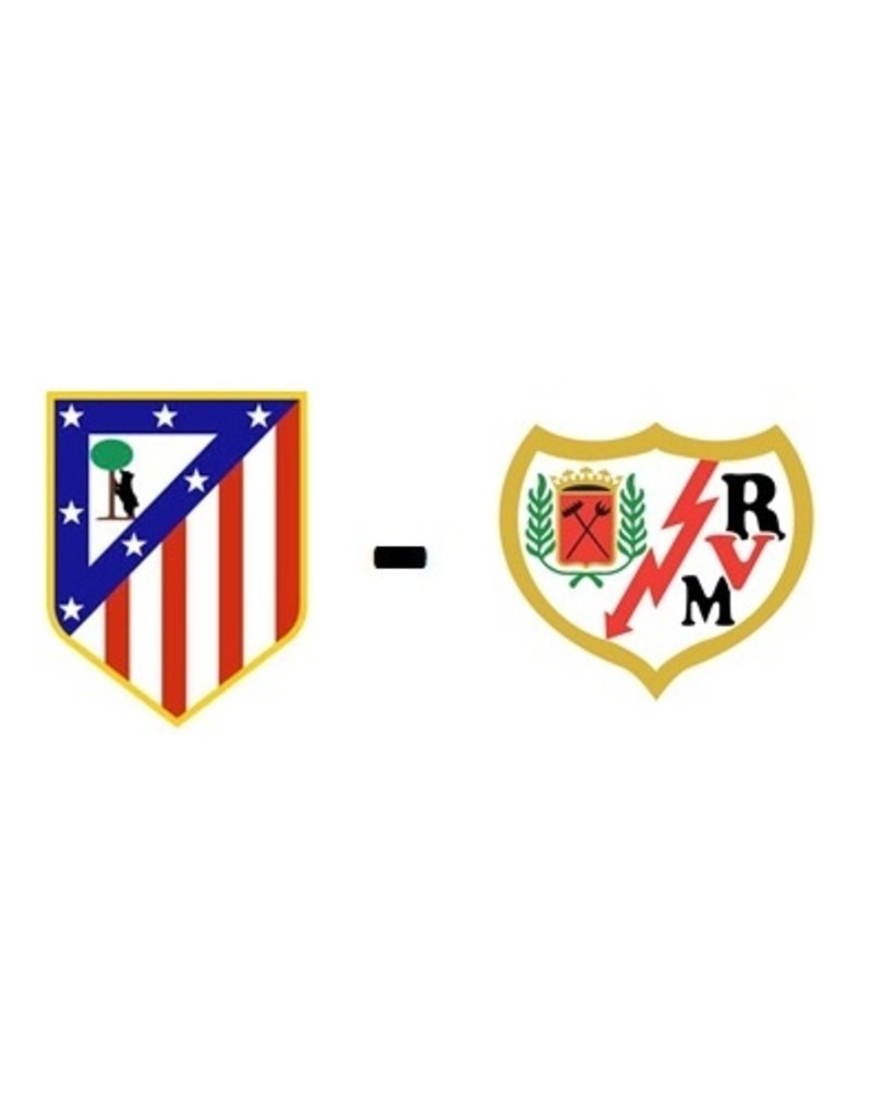 Atletico Madrid - Rayo Vallecano 2 januari 2022