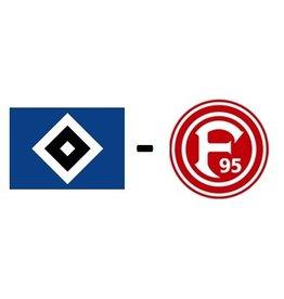 Hamburger SV - Fortuna Dusseldorf