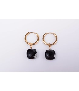 Earrings square