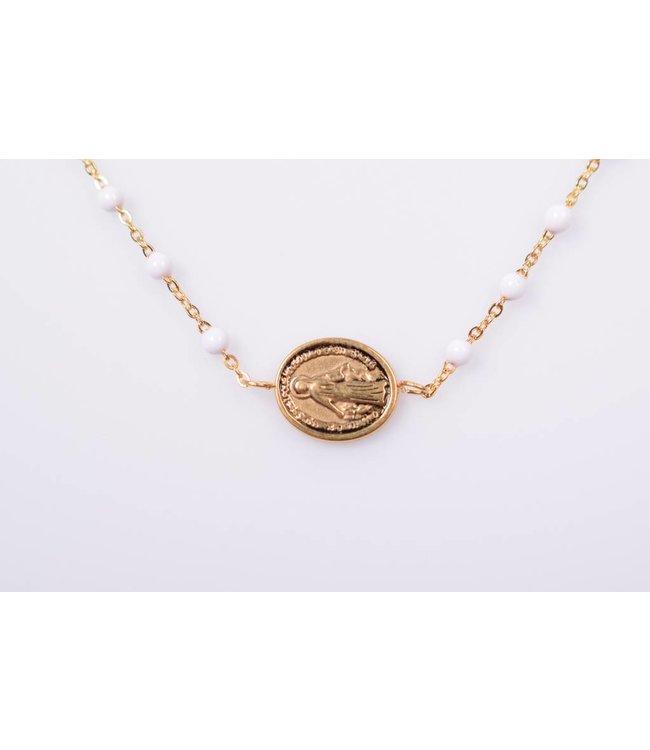 Necklace medallion