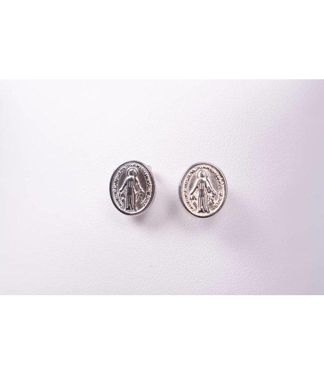 Earrings medallion
