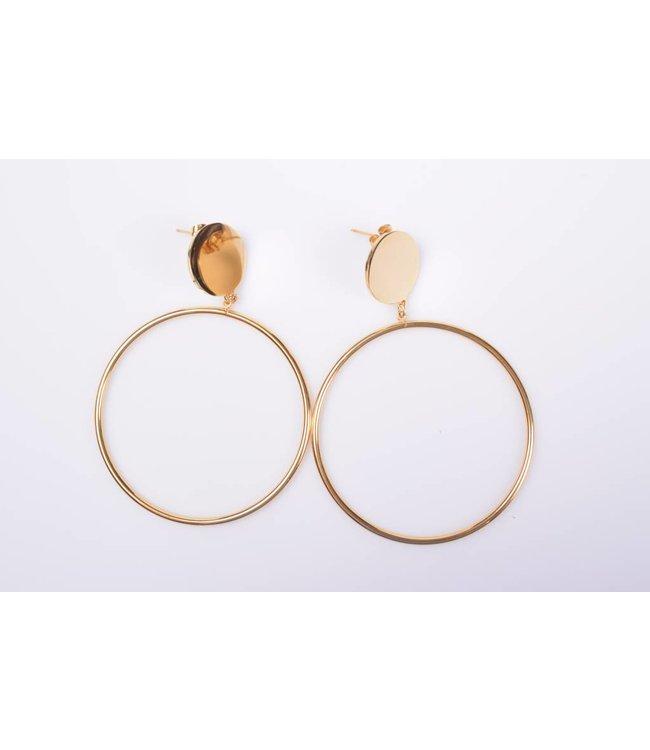 Earrings rings