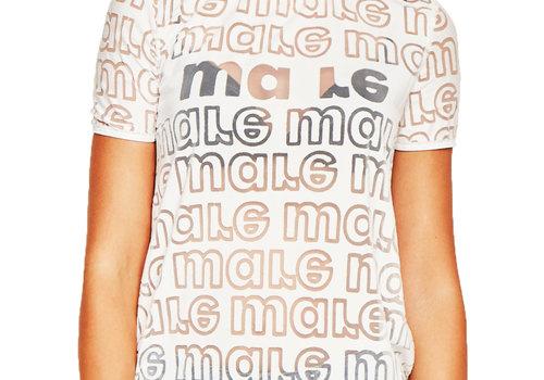 MA RE-ams Logo T- shirt
