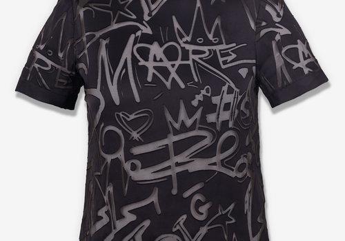 MA RE-ams Graffiti top