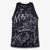 Graffiti Tank Top