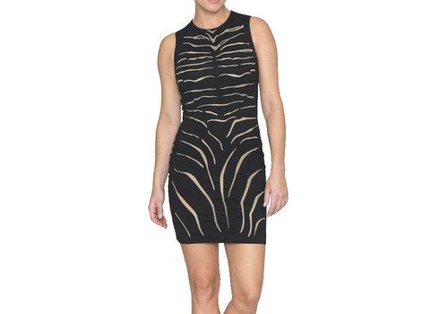 MA RE-ams Dress Short  Tiger