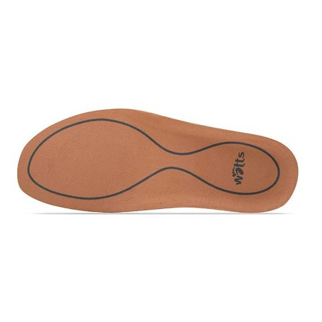 Topline insoles - washable - size 35 to 48