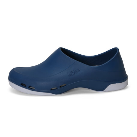 Yacan - medical shoe - men - navy - 39 to 48