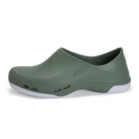 Yacan - medical shoe - men - green - 39 to 48