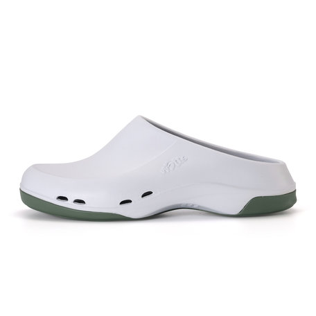 Yacan Slide - medical clog - men - white- 39 to 48