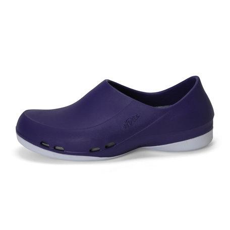 Yoan - medical shoe - women - deep purple - 35 to 43
