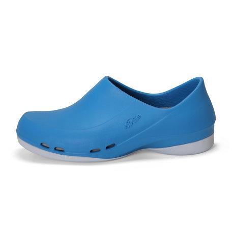 Yoan - medische werkschoen dames - azuur blauw - 35 tm 43