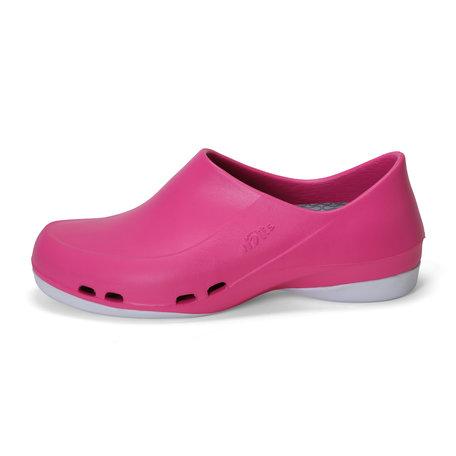 Yoan - medische werkschoen dames - roze - 35 tm 43