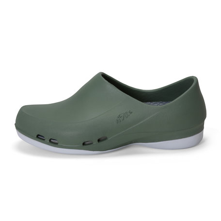 Yoan - medical shoe - women - green - 35 to 43